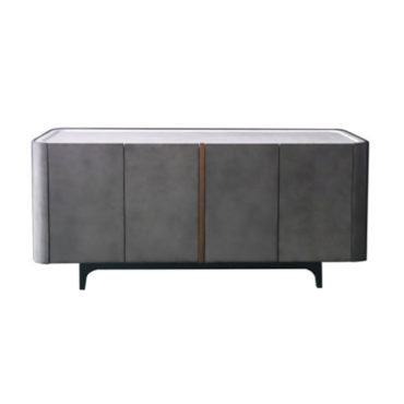 Credenza with Marble Top