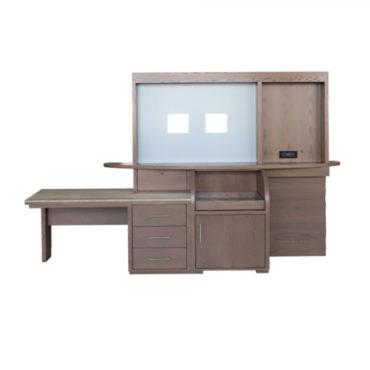 Dresser / Desk / TV Panel / Minibar